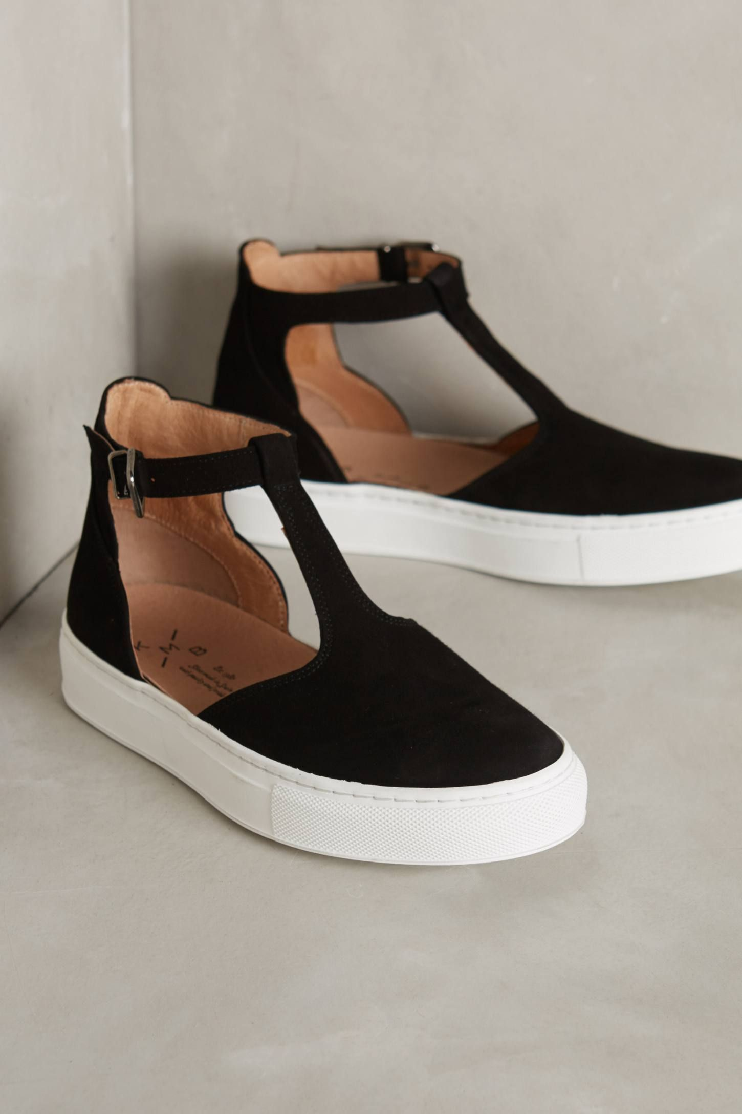 9920634b7fae KMB T-Strap Sneakers - anthropologie.com
