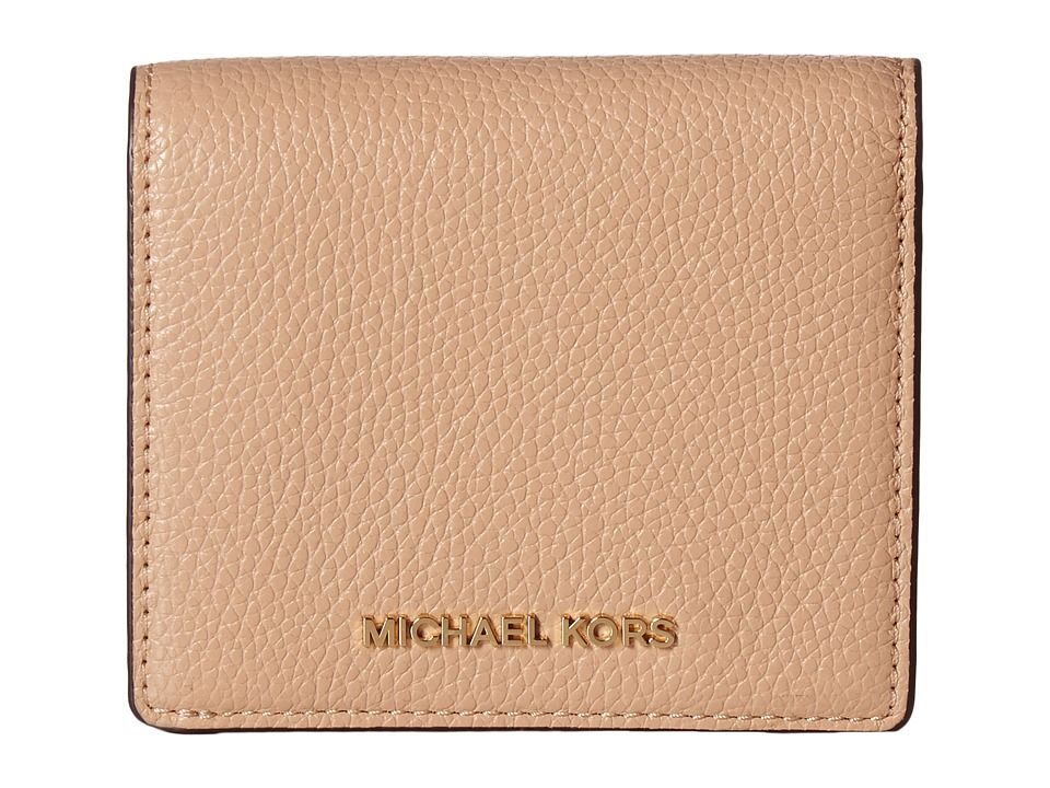 81cf91316ea2a7 MICHAEL MICHAEL KORS MICHAEL MICHAEL KORS - MERCER CARRYALL CARD CASE  (OYSTER) CREDIT CARD WALLET. #michaelmichaelkors #