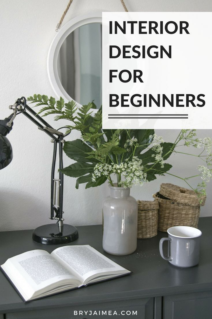 Interior Design For Beginners, Decorating On A Budget, What To Buy To  Decorate Your