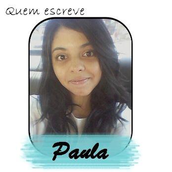 Paula Andrade, 18 anos, Paulista!