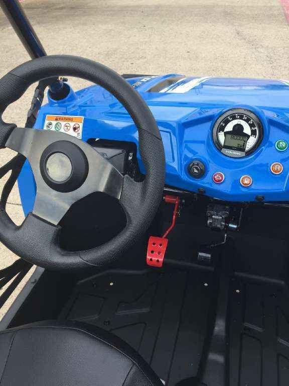 New 2017 Polaris RZR 170 EFI Voodoo Blue ATVs For Sale in Texas
