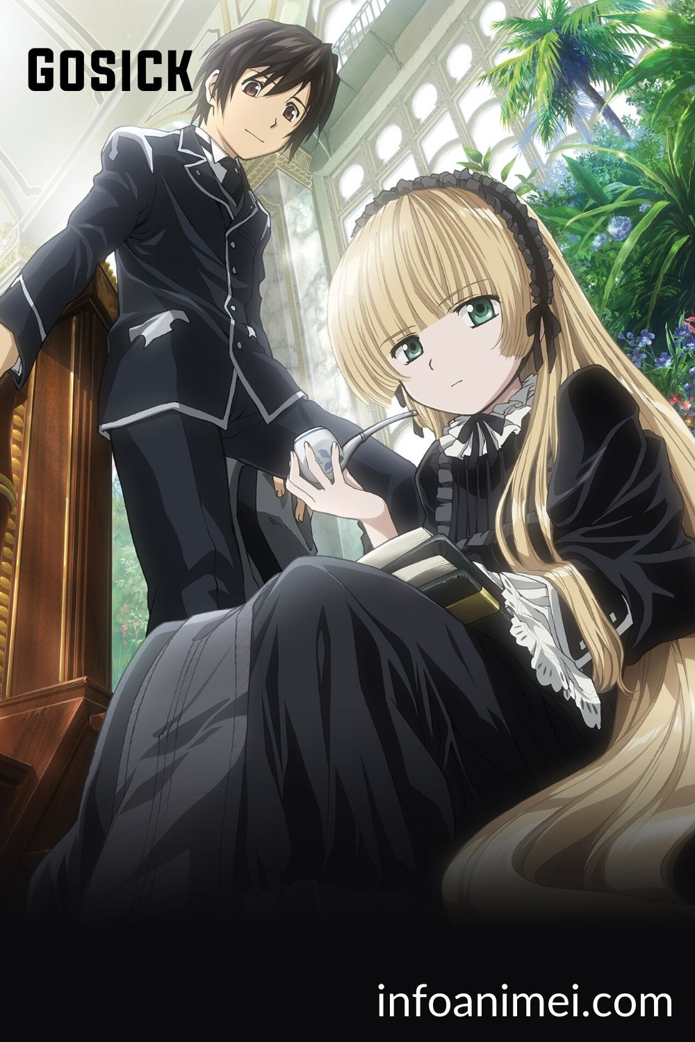 Gosick Best Drama Anime Movie Or Anime Characters in