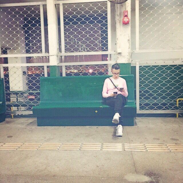 Lifestyle  Man in Hong Kong