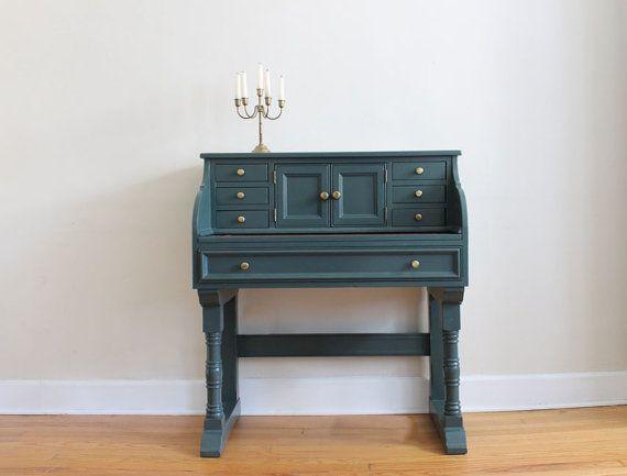 Vintage Writing Desk Pennsylvania House Modern By Ffog 540 00 I Definitely