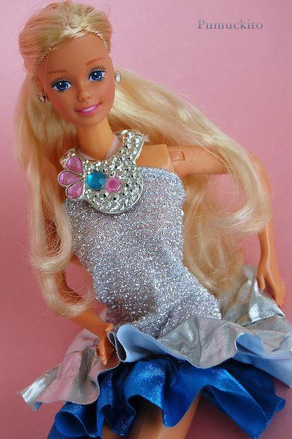 b76b8ada81 Jewel Secrets Barbie (1986) - I have my original