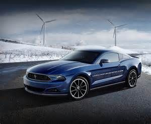2015 Ford Mustang Redesign