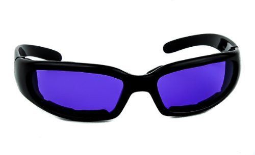 ba72864ef9 Versatile FIT - Fits well on small and large faces. High Quality Sunglasse.  Black Frame Motorcycle Sunglasses.