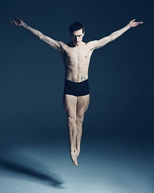 The amazing and intriguing Sergei Polunin | Idols, heroes ...