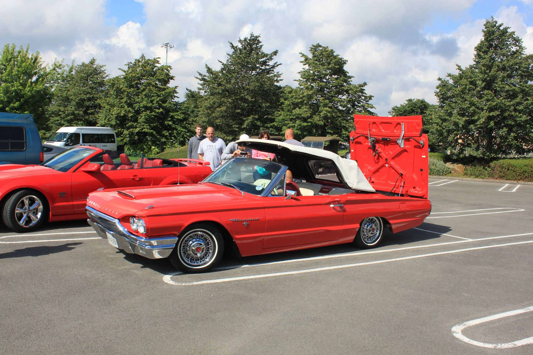 Ford Motor Company 1964 Ford Ford Ford Thunderbird