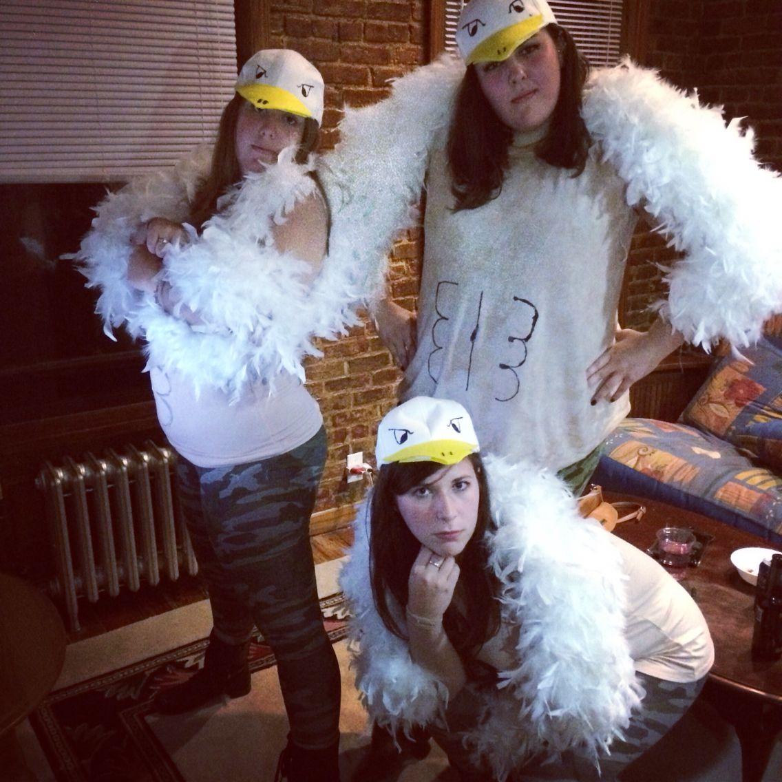 Halloween Costume 2014: Birds of War from It\'s Always Sunny in ...
