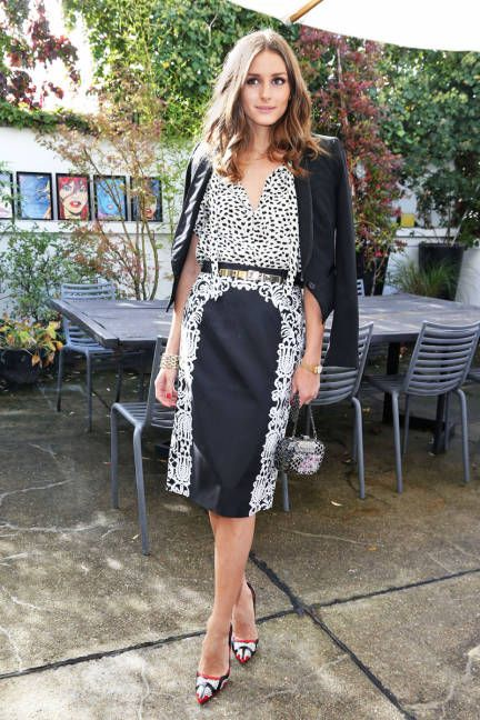 Olivia Palermo has perfected polished, uptown-girl style