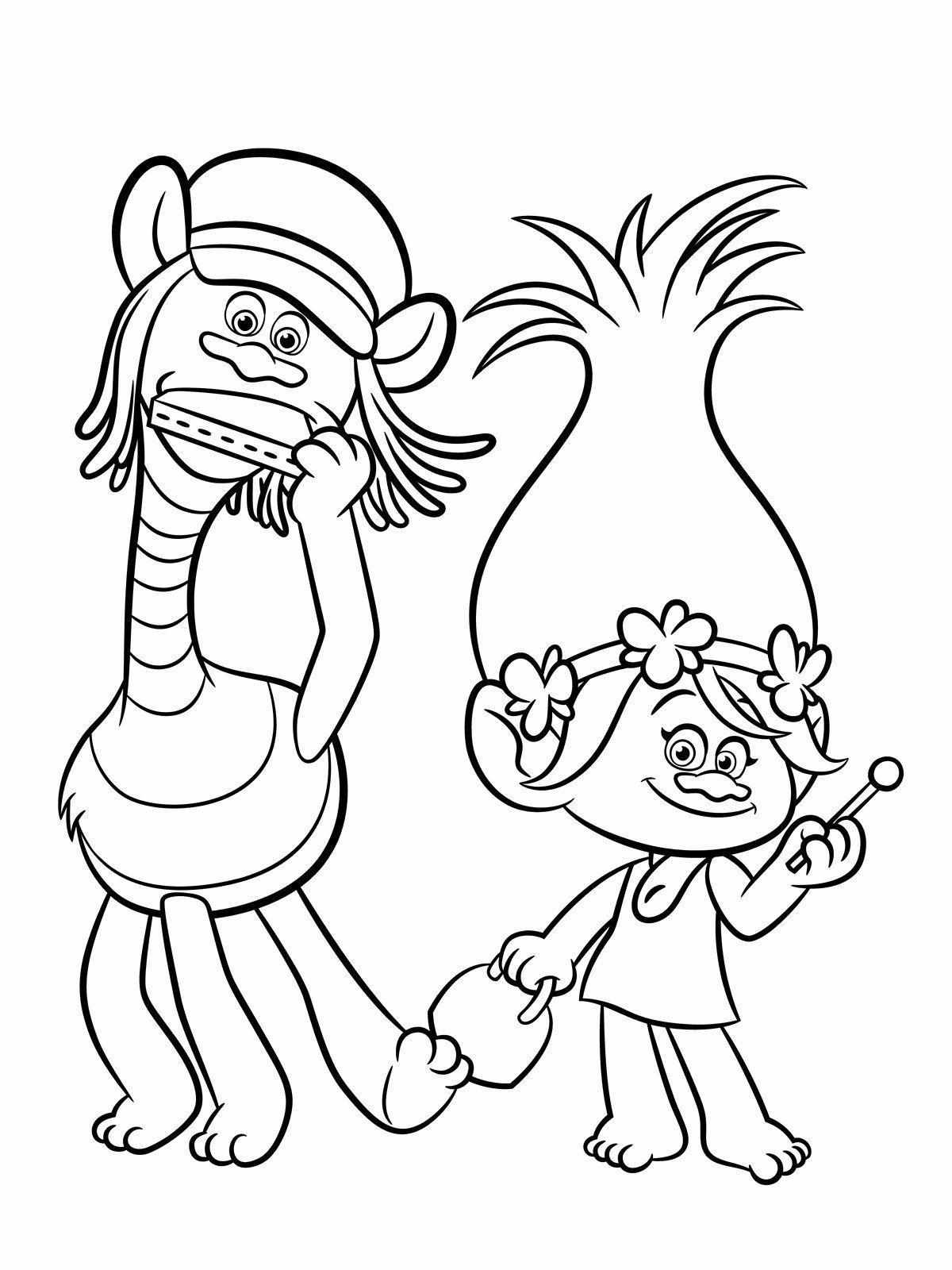 Best Coloring Books Elegant Disney Coloring Pages Best Coloring Pages For Kids Poppy Coloring Page Disney Coloring Pages Cartoon Coloring Pages
