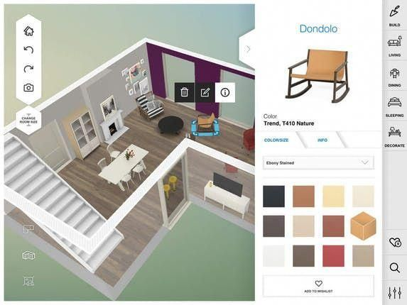 What  time to be alive and planning room layouts thanks treasure trove of user friendly apps it   super easy create floor plans virtually also rh pinterest