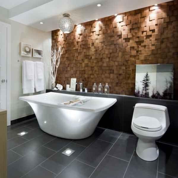 Badezimmer Deckenleuchte u2013 53 Beispiele und Planungstipps - deckenleuchten für badezimmer