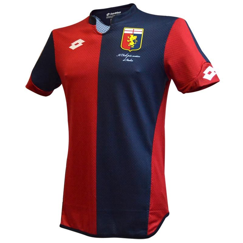 Genoa Maglia Home 2015-16 Voetbalshirts Voetbalschoenen