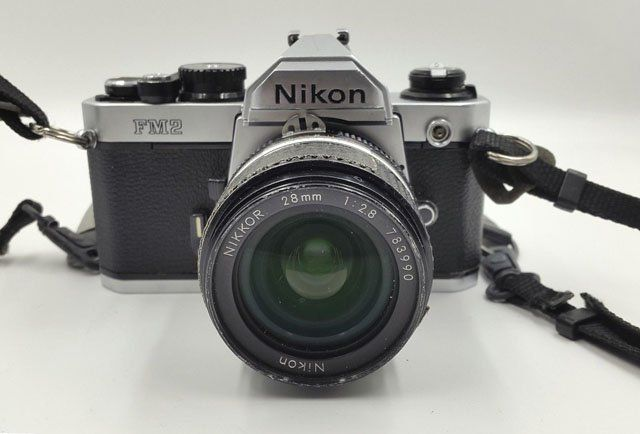 Mary Ellen Mark's Nikon FM2 is For Sale on eBay - http://thedreamwithinpictures.com/blog/mary-ellen-marks-nikon-fm2-is-for-sale-on-ebay