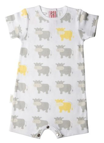 Sooki Baby Cow Playsuit | Baby cows, Baby clothes, Baby ...
