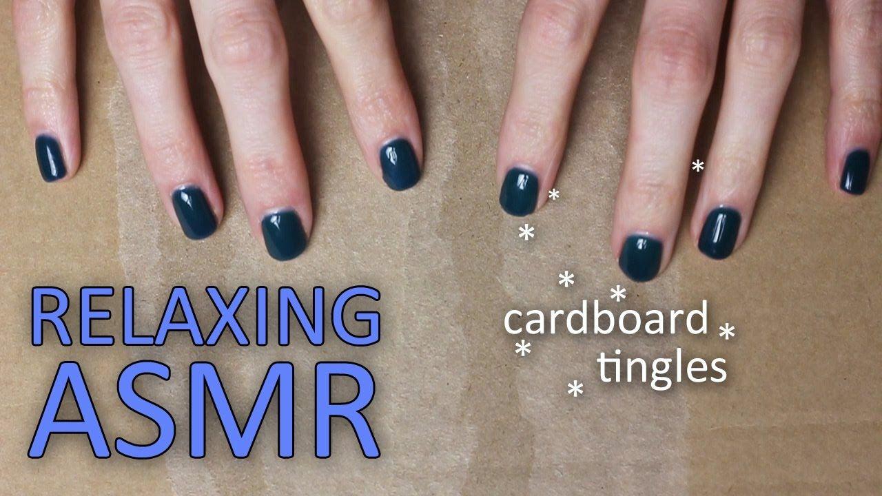 Asmr No Talking asmr cardboard triggers ( no talking, no tapping, scratching