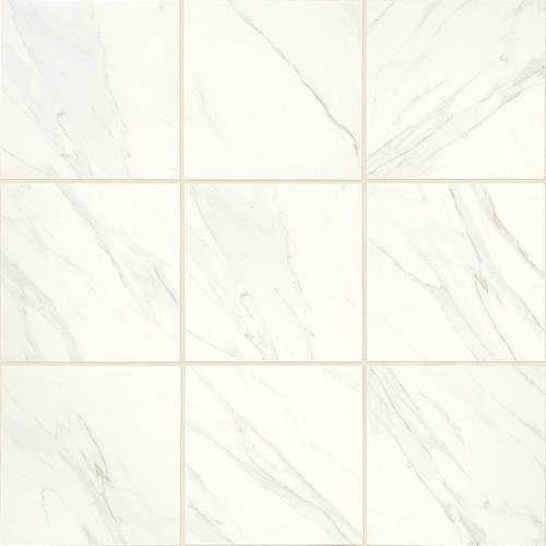 master bath floor and shower wall tile daltile florentine carrara