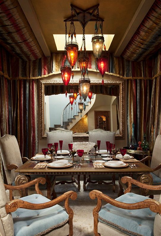 San Francisco Mansionfavreau Design  Classic Traditional And Extraordinary Mansion Dining Rooms Decorating Inspiration