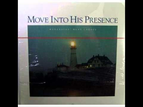 Maranatha Men's Chorus - Move Into His Presence (1985 - Full album)...Psalm 100:2..King James Version (KJV)...2 Serve the Lord with gladness: come before his presence with singing...Salmos 100:2...Nueva Versión Internacional (NVI)...2 adoren al Señor con regocijo. Preséntense ante él con cánticos de júbilo.