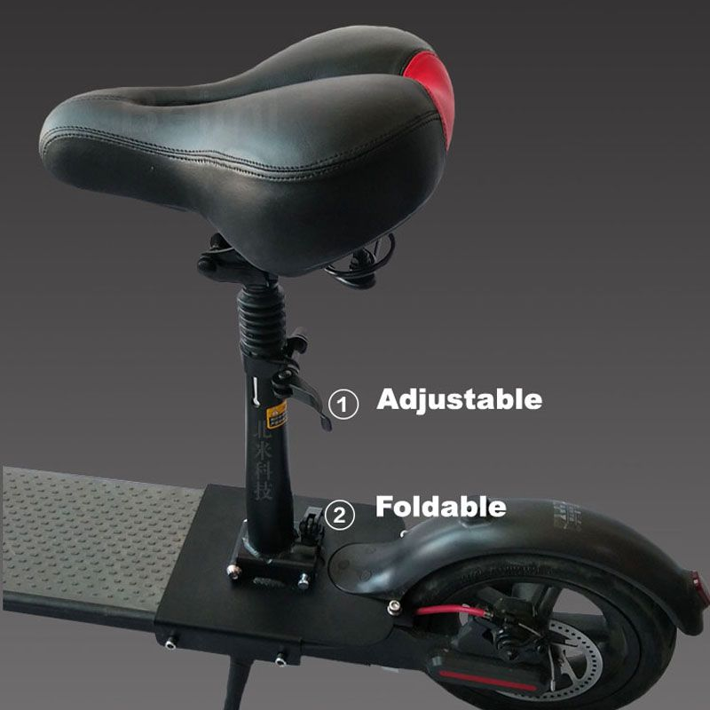 M365 Electric scooter Saddle for Xiaomi pro e-scooter foldable seat chair  Mija