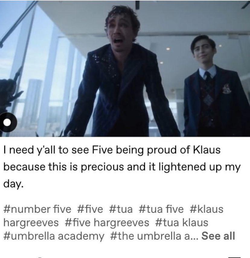 Five The Umbrella Academy Funny Umbrella Laugh Funny Memes