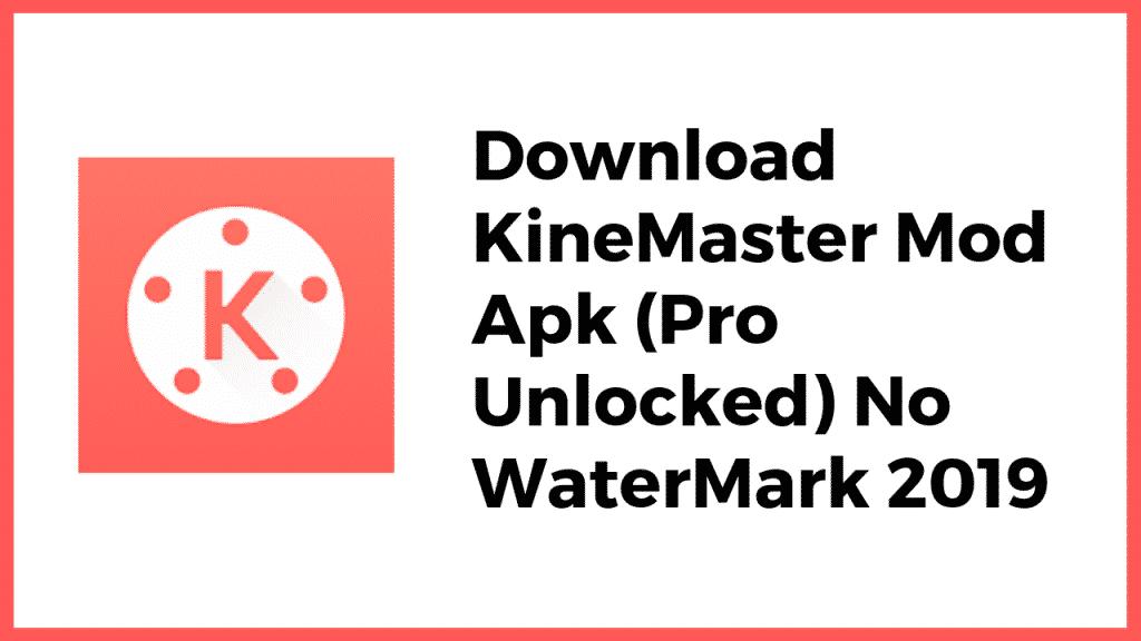 KineMaster Pro Mod Apk (v4.10.17.13457.GP) + No Watermark