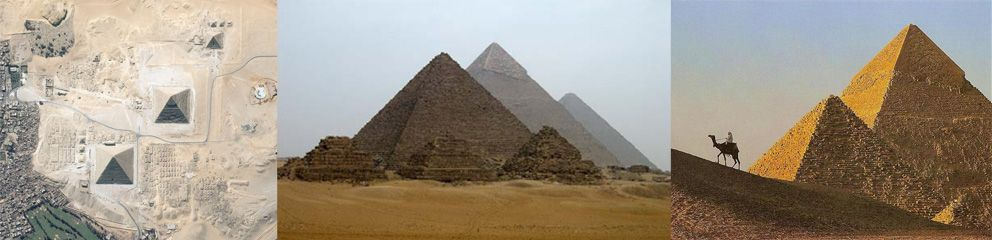 Giza Pyramid Complex -The only remaining Wonder of the world- Birth: 2000 BC Location: Giza, Egypt Architect: Various