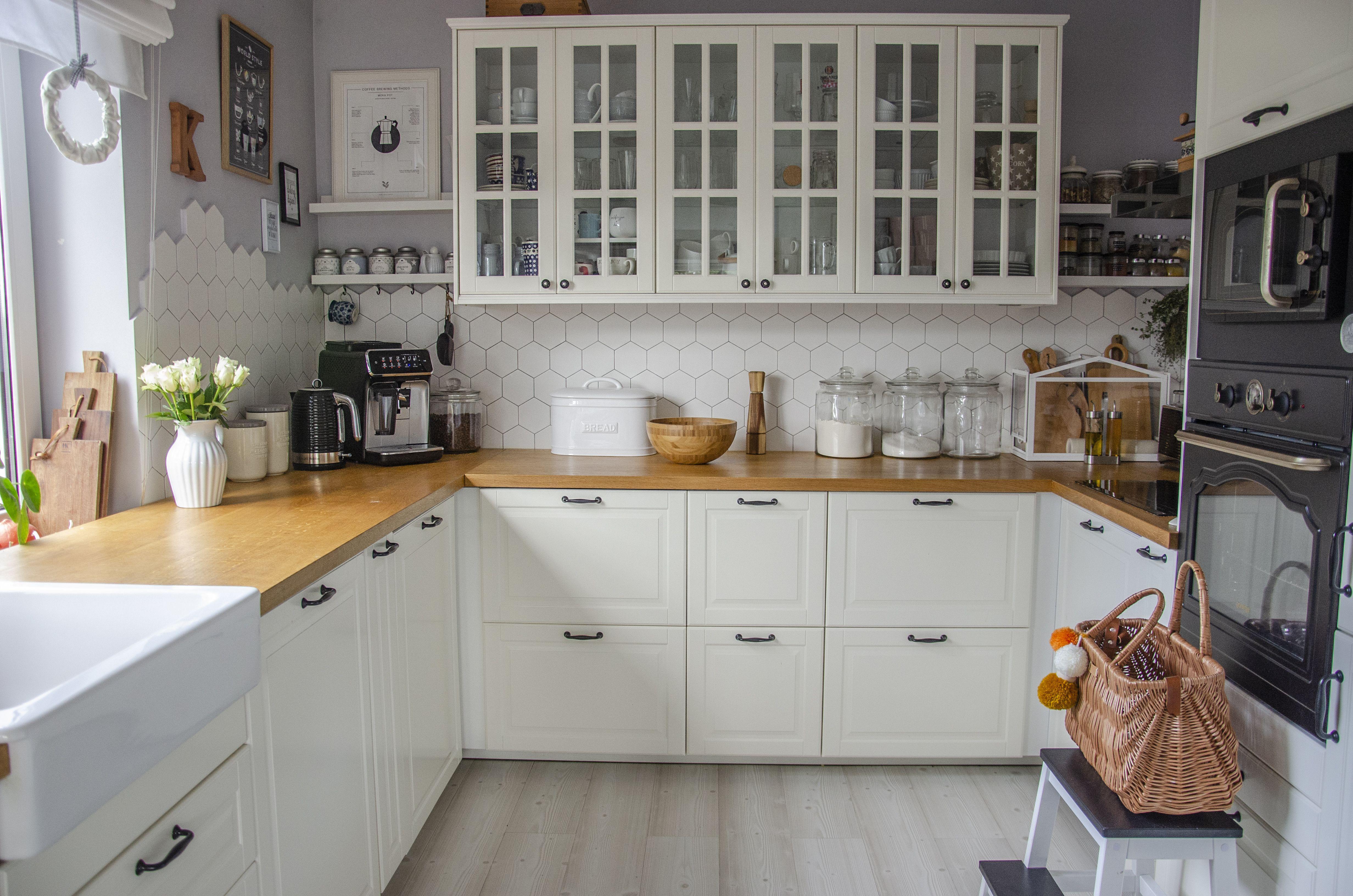 Kuchnia Ikea Ikea Bodbyn Kitchen Home Decor Kitchen