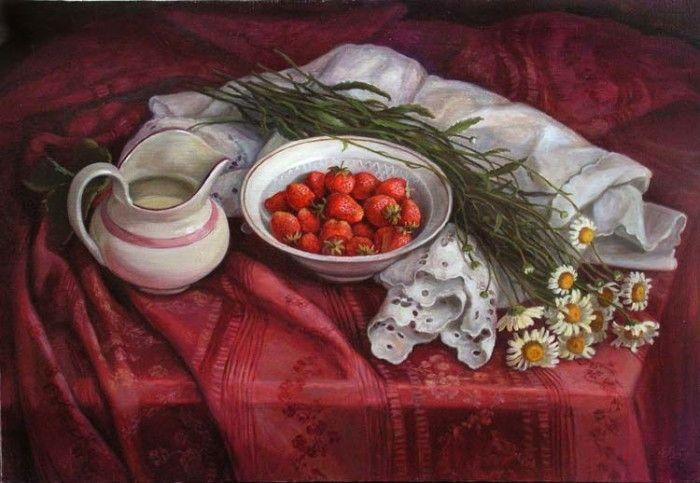 картины художника Елена Шумакова-10