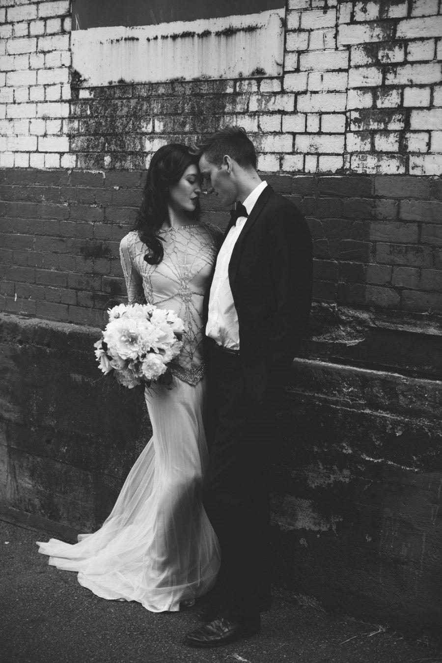 Urban Bridal Editorial by White Ash Photography Wedding
