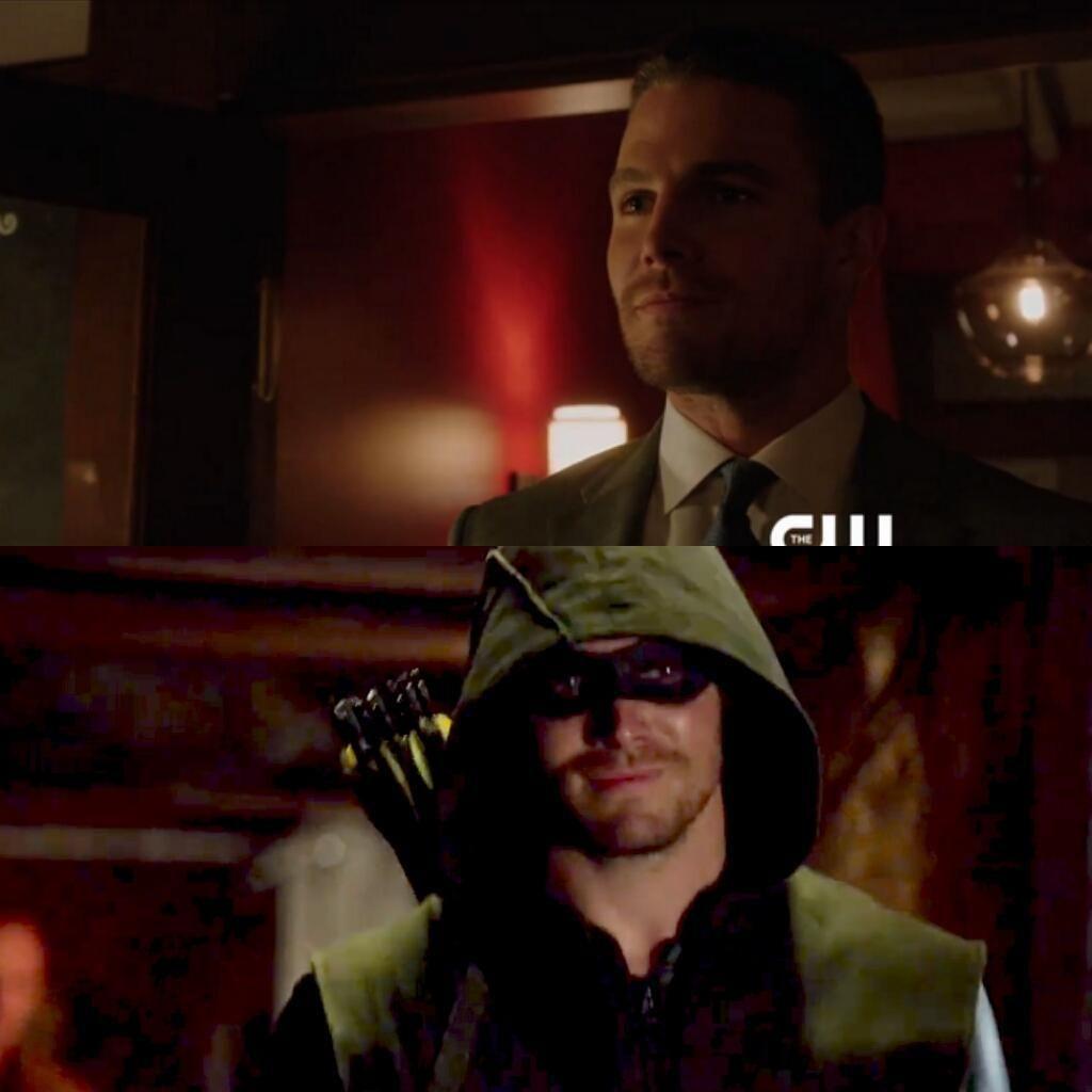 Arrow - Oliver Queen #Season3