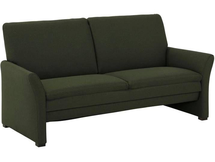 Delavita 2 Sitzer Elani Mit Federkern In 3 Grossen Sitzbreiten Grun Struktur 180 Cm X 89 Cm X 84 Cm Wohnen 3 Sitzer Sofa Sofas