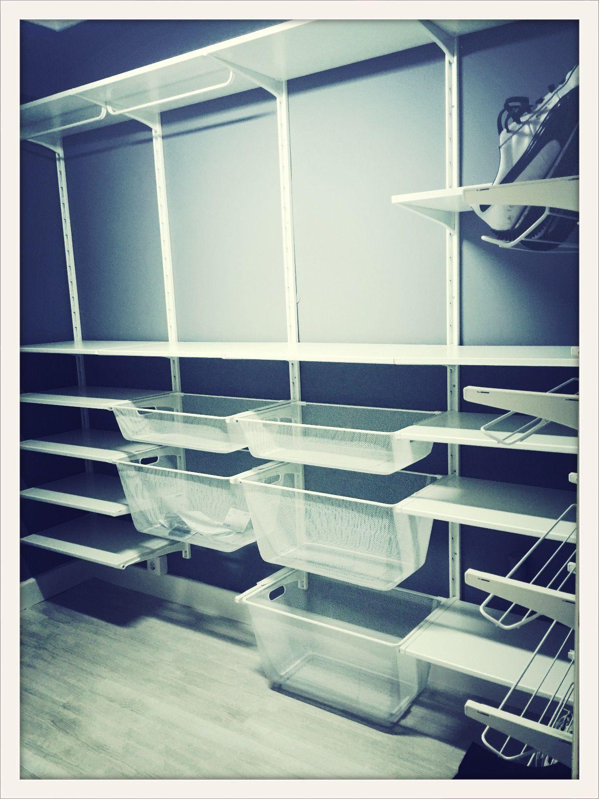 Cabina Armadio Algot Ikea.Vestidor Algot Ikea Kitchen And Forniture Cabina Armadio