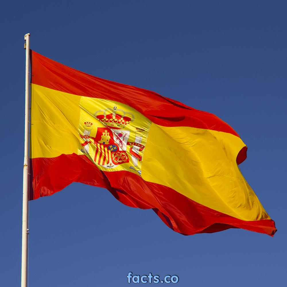 Spanish Flag Color Meaning Topsimages