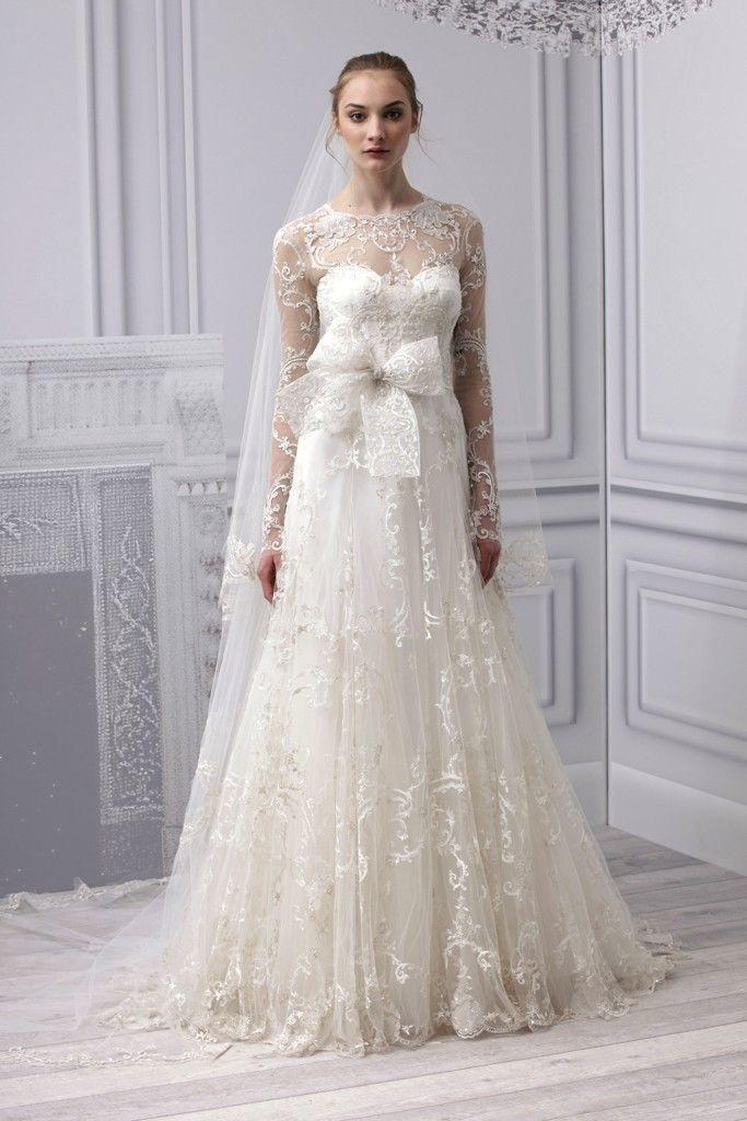 Bride Chic\'s Best of Spring 2013 Bridal Week, Part 1 | OneWed ...