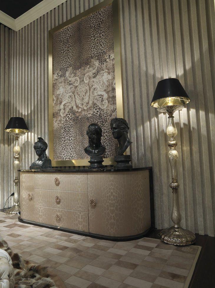 new styles 1dea7 39aab Roberto Cavalli Home | INTERNI | Mobili di lusso, Design di ...