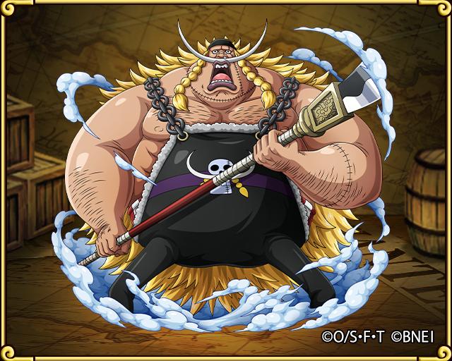 エドワード ウィーブル ワンピース トレジャークルーズ トレクル 最強攻略データベース トレクル 白ひげ海賊団 ワンピース