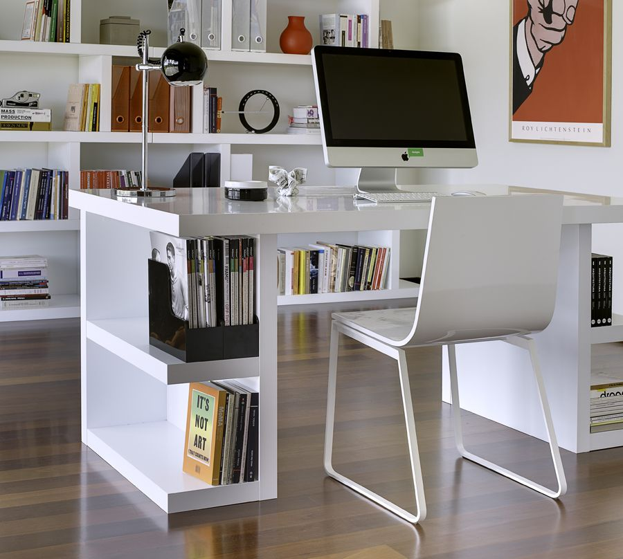 Modern Home Office Furniture Decoration Ideas Desks For Small