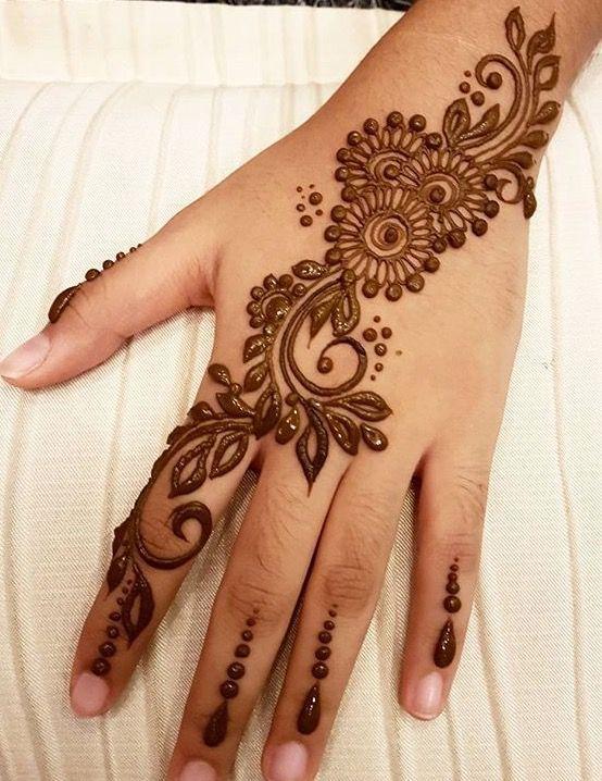 Pretty Simple Henna Designs: Image Result For Mehndi Henna