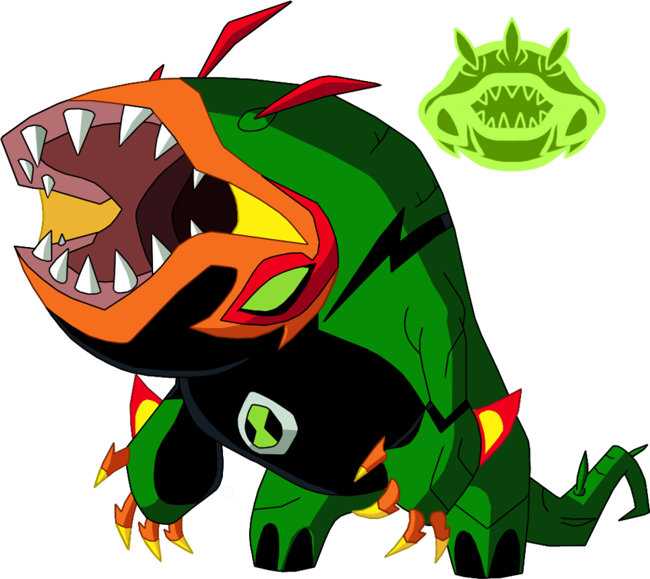 Ben 10000 Ultimate Alien: ENGLISH: Name: Hazardrillo Fusion Between: Water Hazard