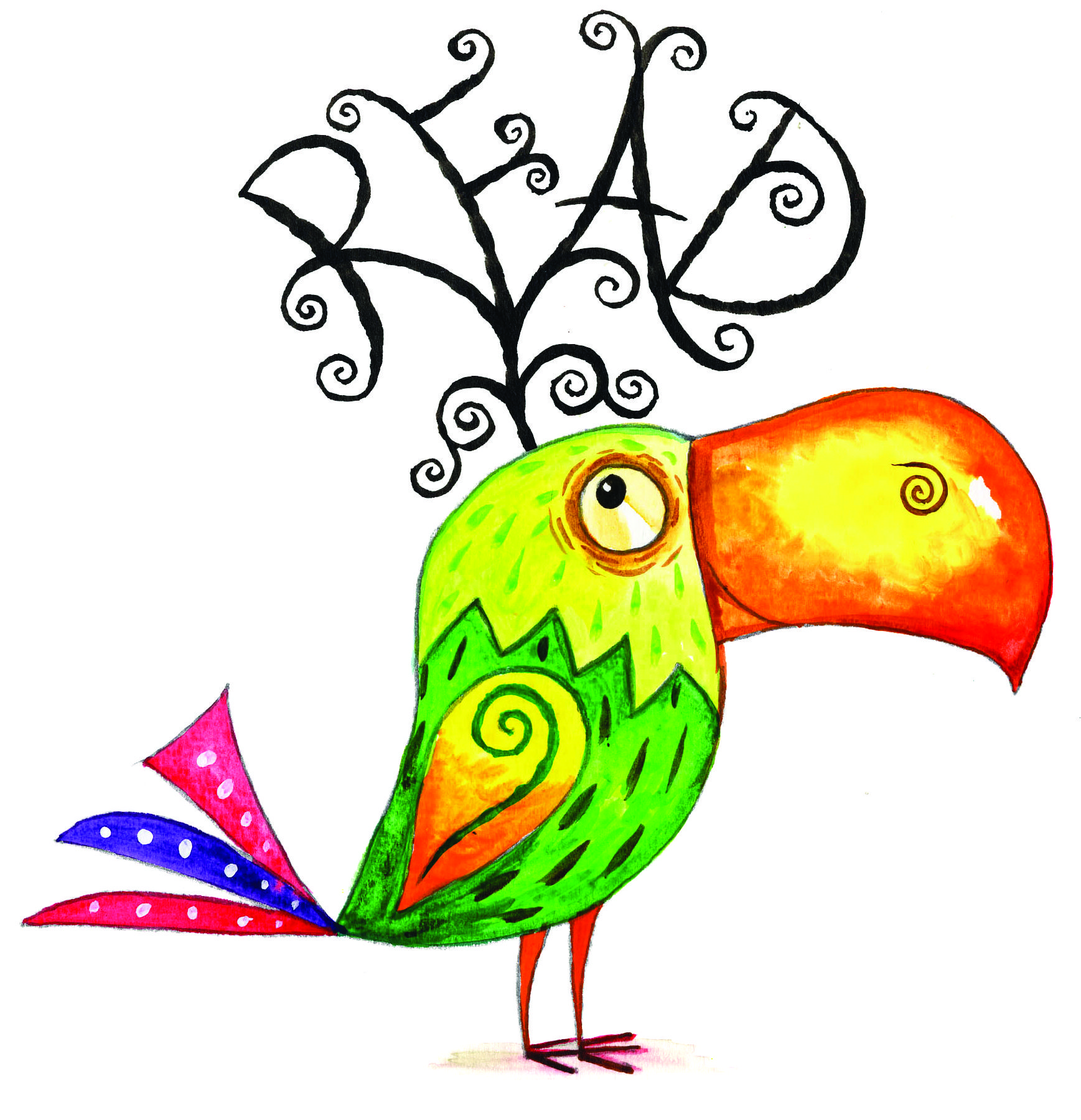 library clip art library clip art for kids parrot with read jpg rh pinterest nz