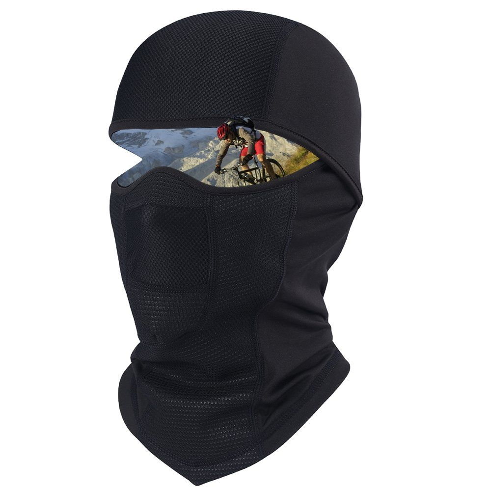 af5e94f0662 Balaclava Face Mask Ski Mask Windproof Warm Stay Motorcycling Tactical  Hood. Pioneeryao s Balaclava Face Mask
