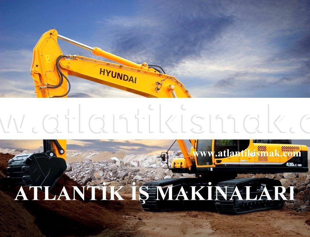 Hyundaı 430LC-9 Cummins QSL Motor Yedek Parçaları www.atlantikismak.com
