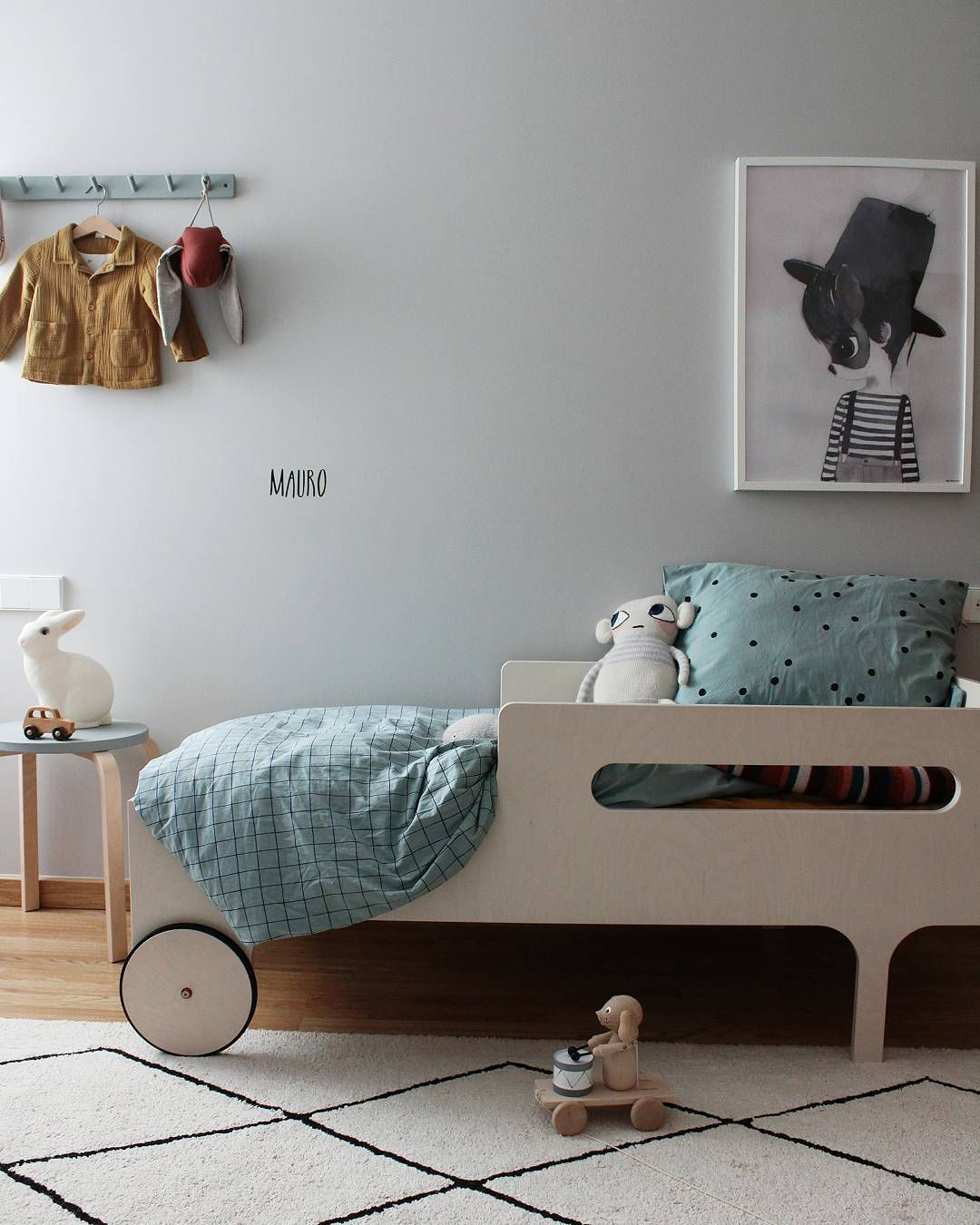 Beautiful Baby Boy Rooms: 5 Beautiful Rooms With A Minimal Vibe