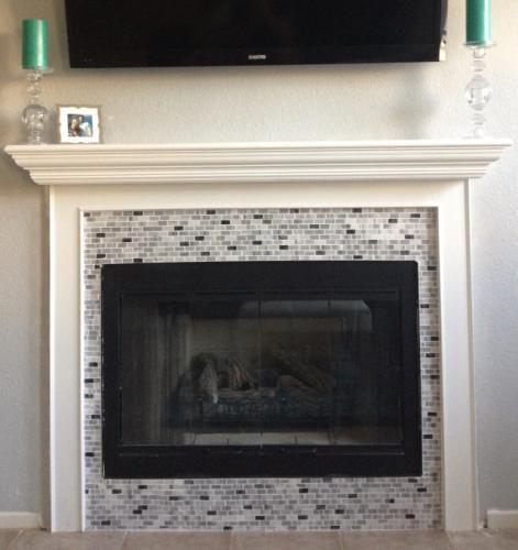 Decorative Accent Ceramic Wall Tile Amusing Daltile Snow Illusion 258 Inx 12 Inceramic Decorative Accent Design Decoration