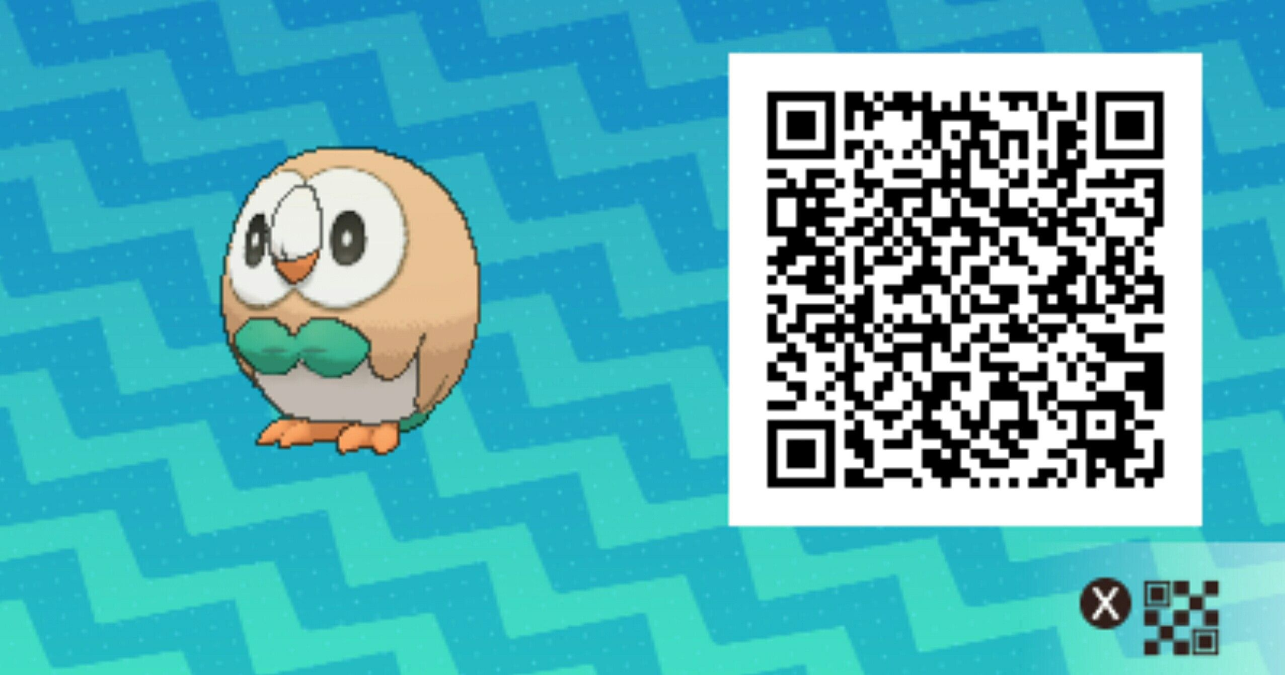 Pokemon Qr Code With Images Pokemon Sun Pokemon Qr Codes