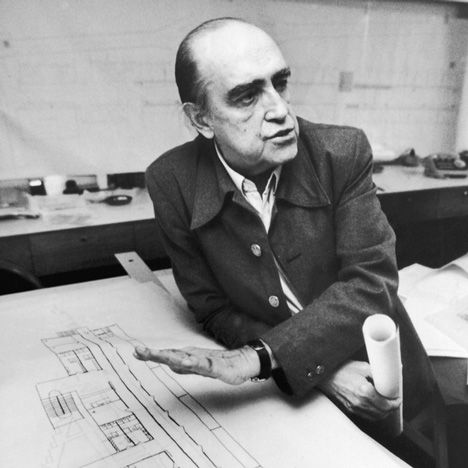 Sadly, Oscar Niemeyer died today, at the age of 104, proving that my stressful career won't stop me living to a ripe old age.