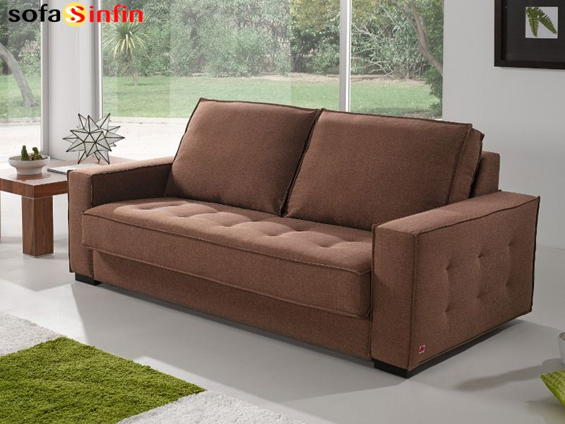 Sofá cama modelo Masty fabricado por Suinta en Sofassinfin.es ...